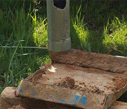Геологические и экологические изыскания под строительство для коттеджа